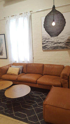 Conrad 3 seater sofa