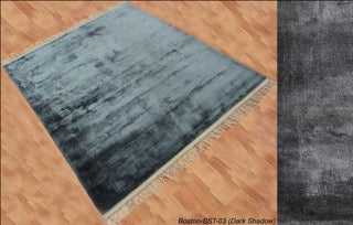 Floor rug Boston Dark Shadow