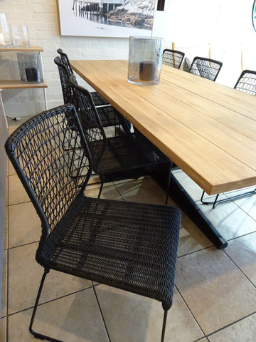 All Weather Outdoor Table and Chair Packages