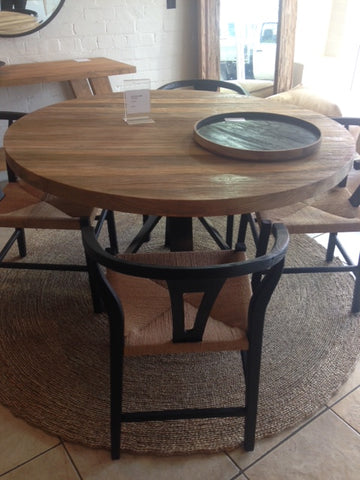 Dining table Jati round