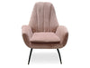 armchair Velvio clay