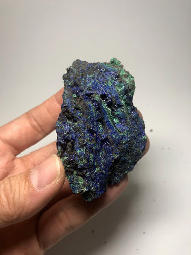 Azurite Malachite Crystal Raw Mineral 106g