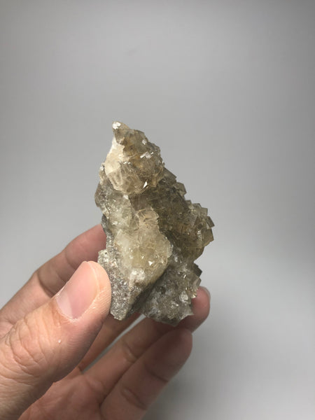 Yellow Fluorite from Spain 123g