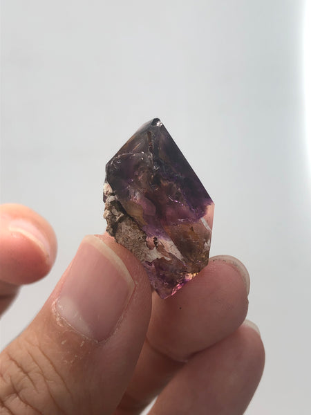Amethyst Quartz Raw Crystals 12g