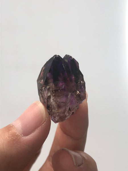 Amethyst Quartz Raw Crystals 13g