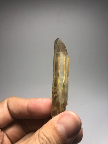 African Citrine Raw Crystals 15g