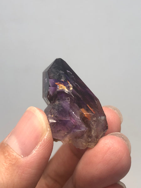 Amethyst Quartz Raw Crystals 15g