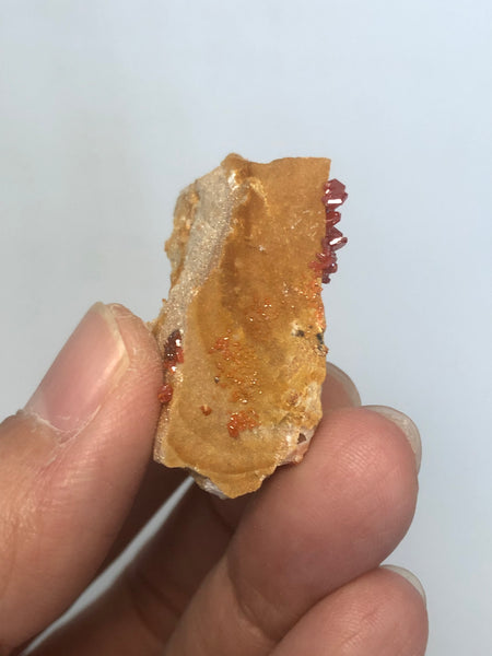 Vanadinite Raw Crystals 18g