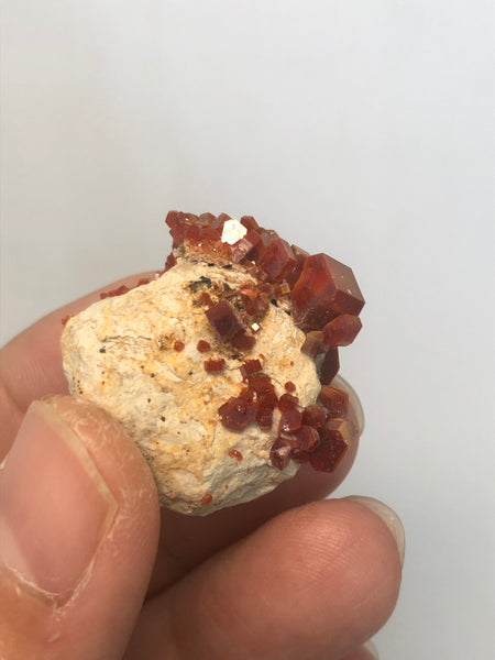 Vanadinite Raw Crystals 20g