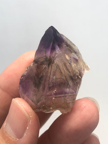 Amethyst Quartz Raw Crystals 21g