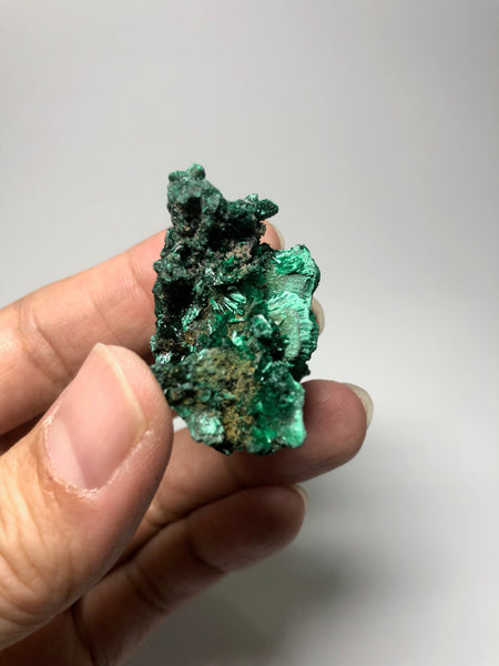 Malachite Crystal Raw Mineral 27g