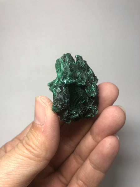 Malachite Raw Crystals 34g