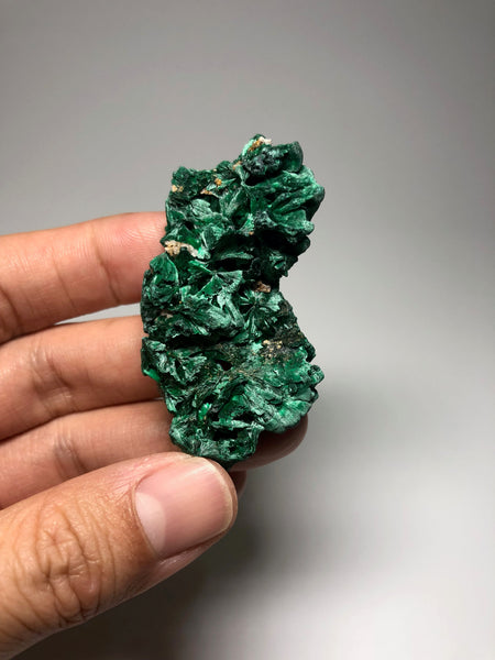 Malachite Crystal Raw Mineral 35g
