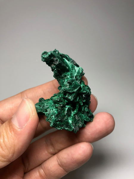 Malachite Crystal Raw Mineral 38g
