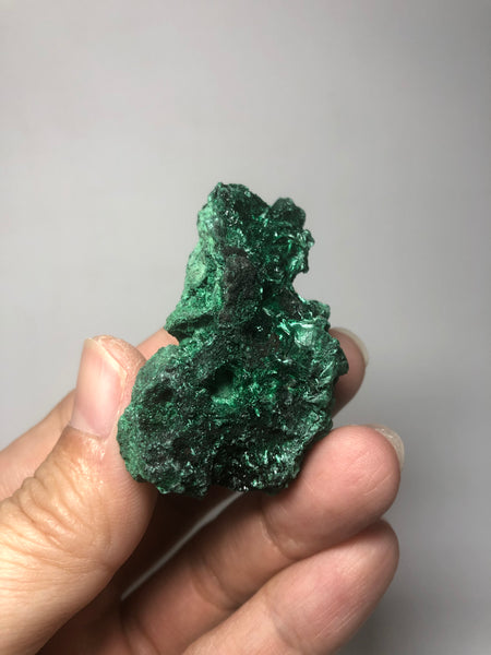 Malachite Raw Crystals 41g