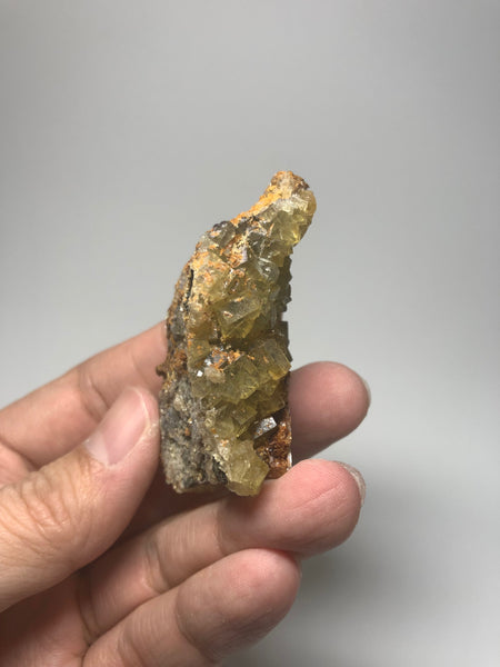 Yellow Fluorite from Spain 60g