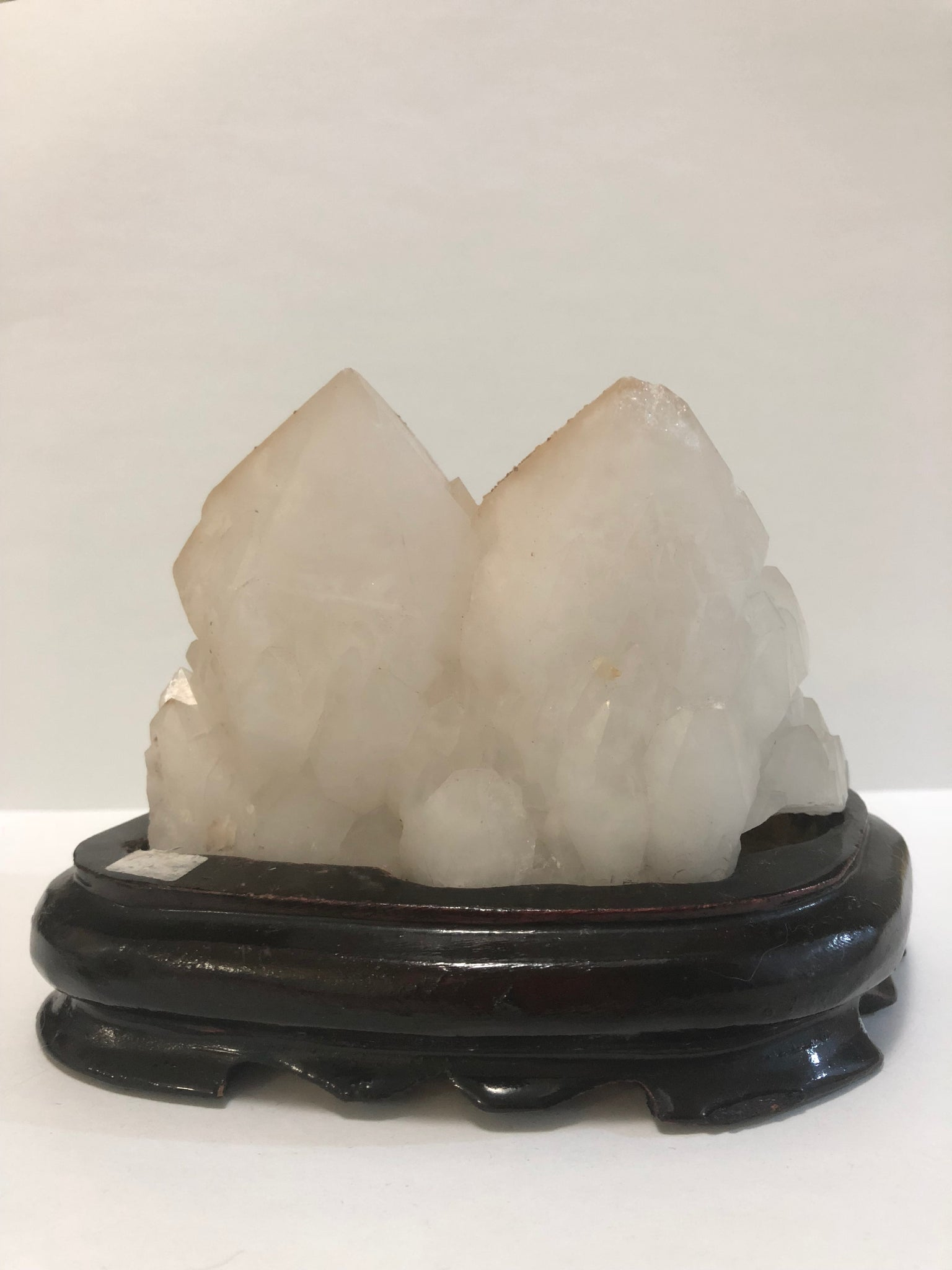 Milky Quartz Raw Specimen (Snow White Quartz) 671g