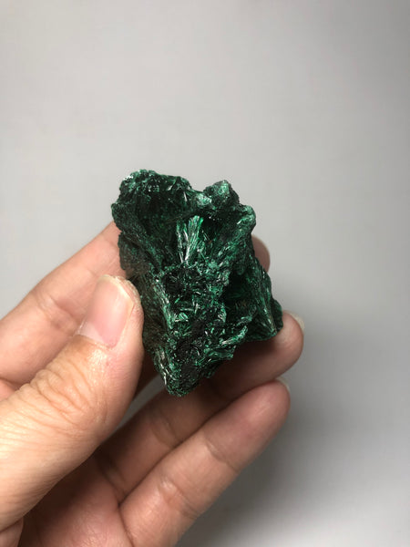 Malachite Raw Crystals 74g