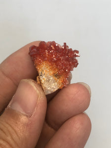 Vanadinite Raw Crystals 7g