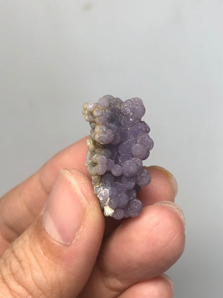 Grape Agate Raw Crystals 7g