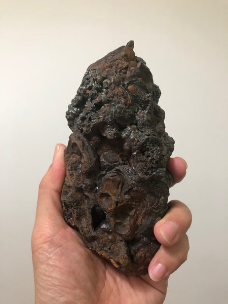 Iridescent Goethite Raw Crystals 939g