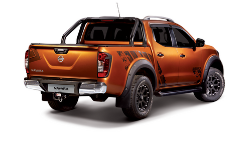 Nissan Navara NP300 2016-Current-Full Tailgate Protector