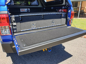 Toyota Hilux SR5 2016-Current Full Tailgate Protector