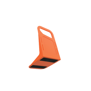 ORANGE trunk protector, boot protector, cargo holder, shopping holder
