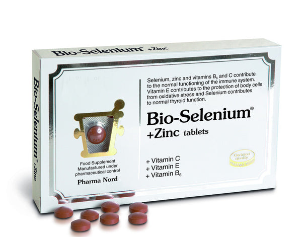 Bio-Selenium + Zinc (+ vitamin C, E and B6) (360 tabs)