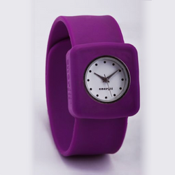 Snap on Watch (Purple)