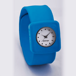 Snap on Watch (Turquoise)