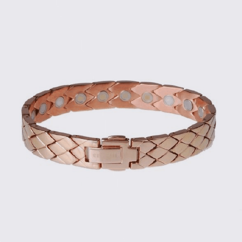 Copperii Men's Bracelet (Rose Gold)
