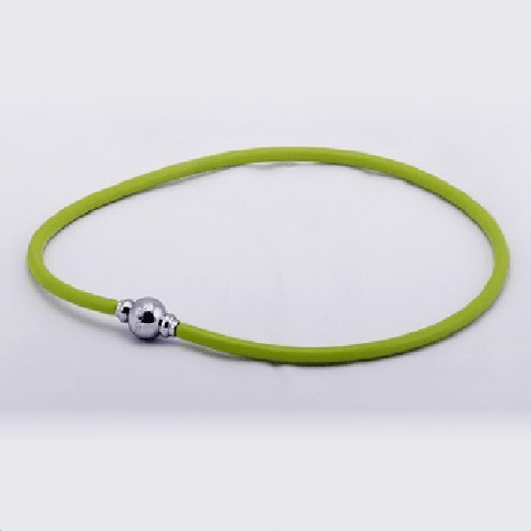 Sportii Necklace (Lime Green)