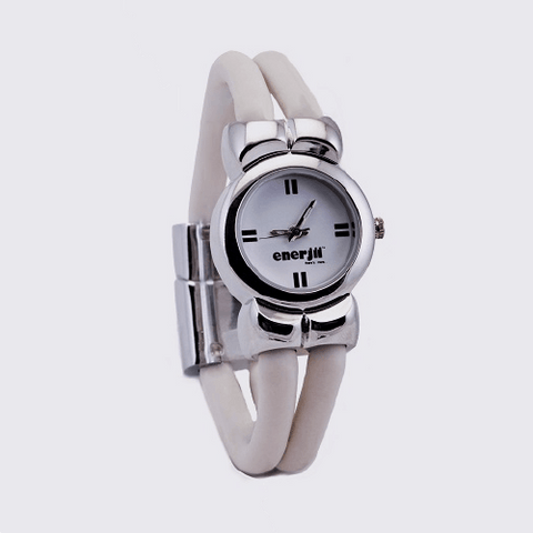 Dual Band Watch (White)
