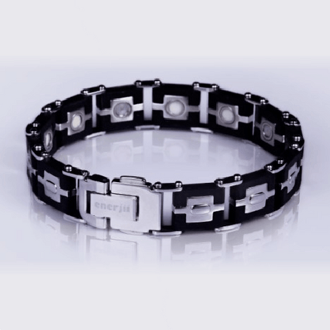 Trilojii Men's Bracelet (Black)