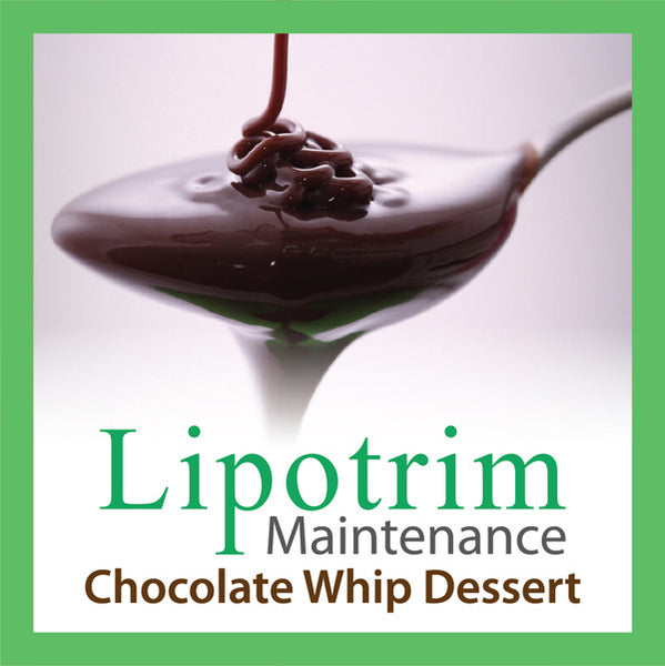 Chocolate Whip Dessert (Lipotrim Maintenance)