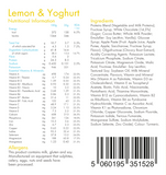 Lemon and Yoghurt 130kcal Total Food Replacement Bar