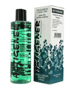 Actigener Original Natural Organic Shampoo (Strong)