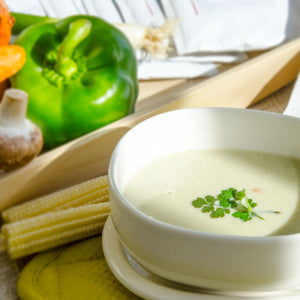 VLCD Cream of Vegetable Soup