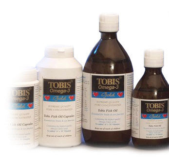 Tobis Omega-3 Fish Oil