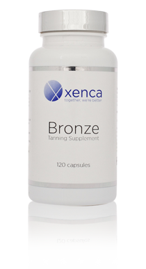 Xenca Bronze Tanning Supplement