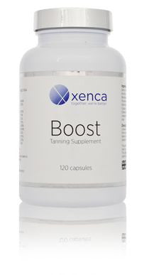 Xenca Boost Tanning Supplement