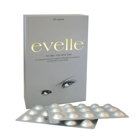 Evelle For Skin, Hair & Nails (60 tabs)