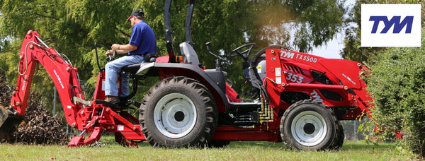 Tym Compact Tractor