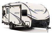 Venture Sonic 2018 SL169VRD Travel Trailer Demo Model