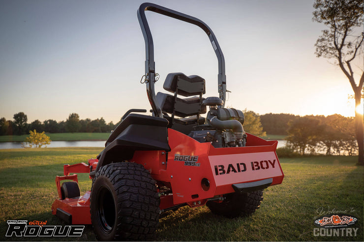 Bad Boy Mowers 2019 Outlaw Rogue 72 inch Vanguard