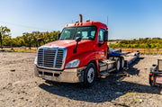 2011 FREIGHTLINER CASCADIA 125 AND LEDWELL LW50 TRAILER COMBO