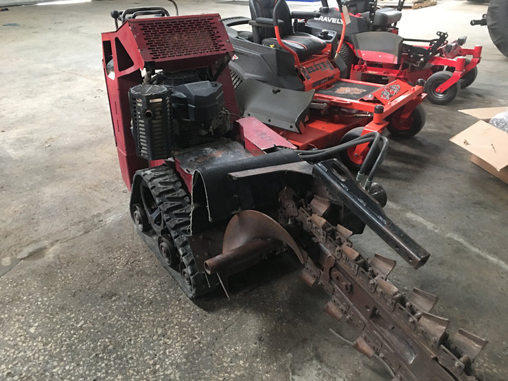 TORO Trencher Rental (weekly or monthly terms)