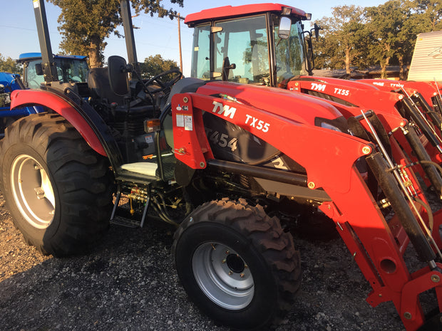 TYM Tractors 2019 T454 with Loader Yanmar Diesel