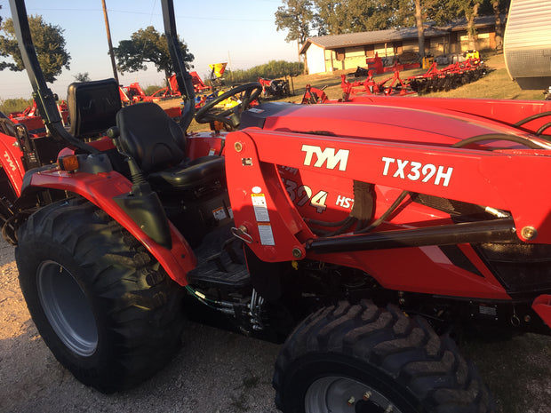 TYM Tractors 2019 T394HST with Backhoe